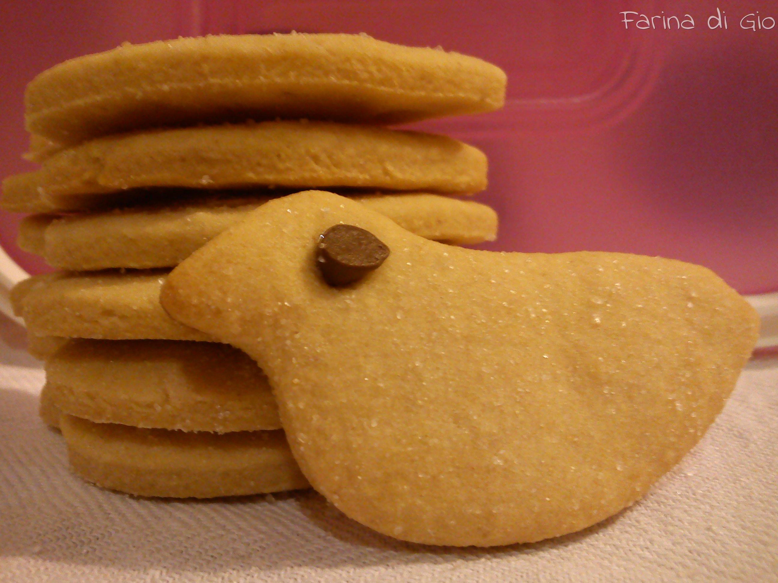 Biscotti al malto