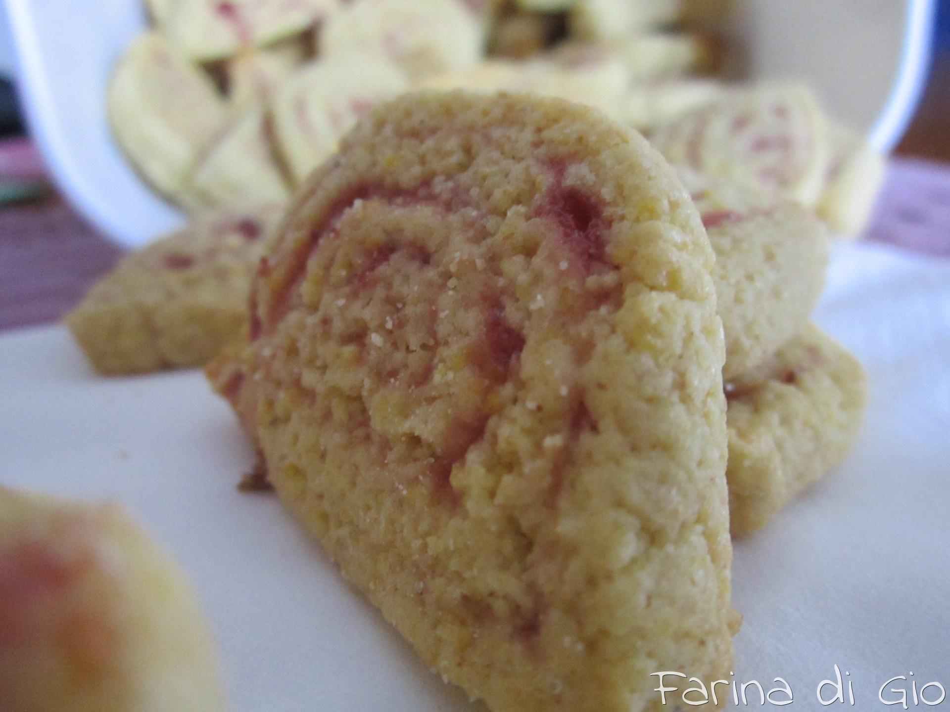 biscotti marmellata