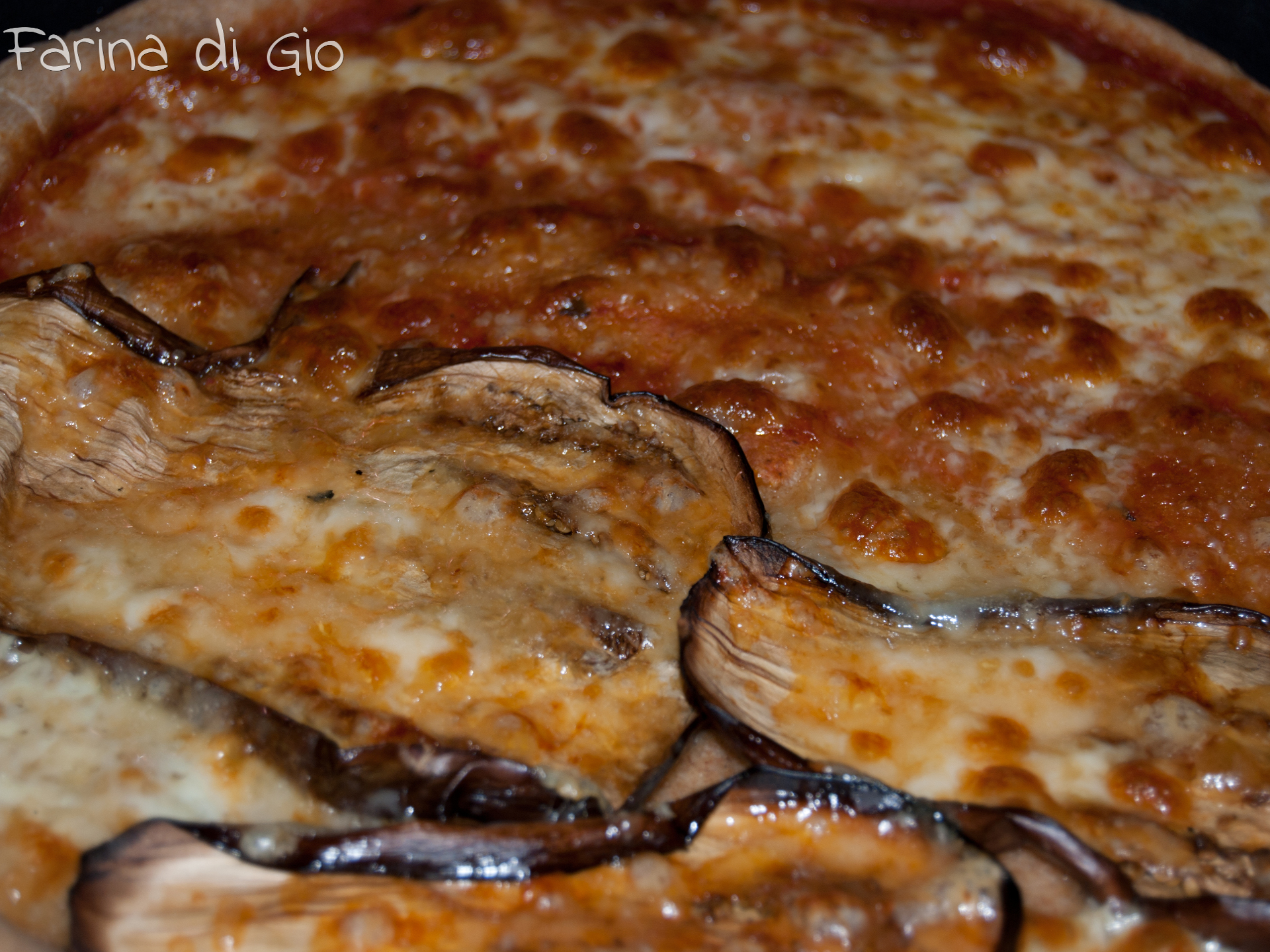 pizza farro integrale