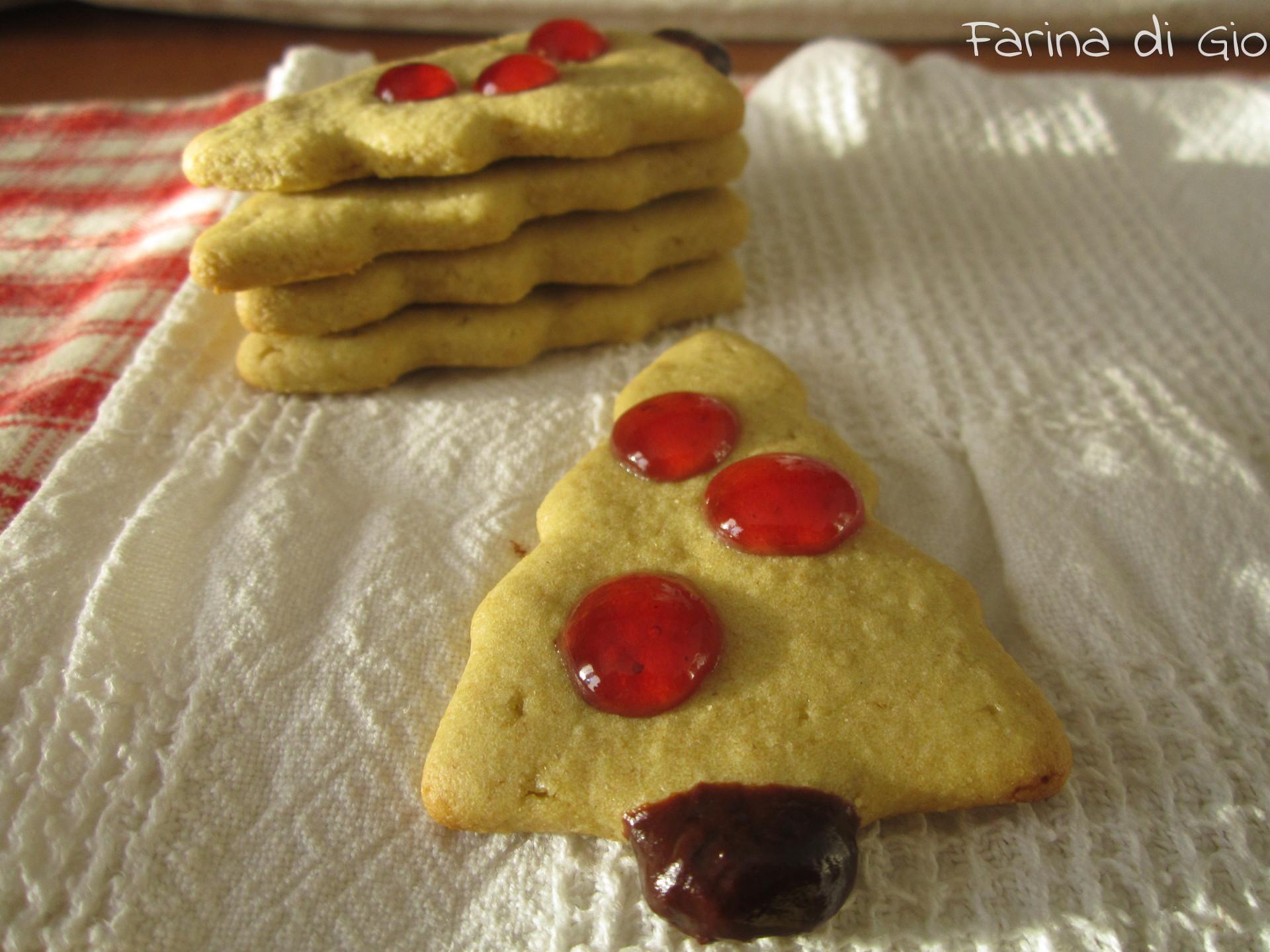 biscotti farina di farro