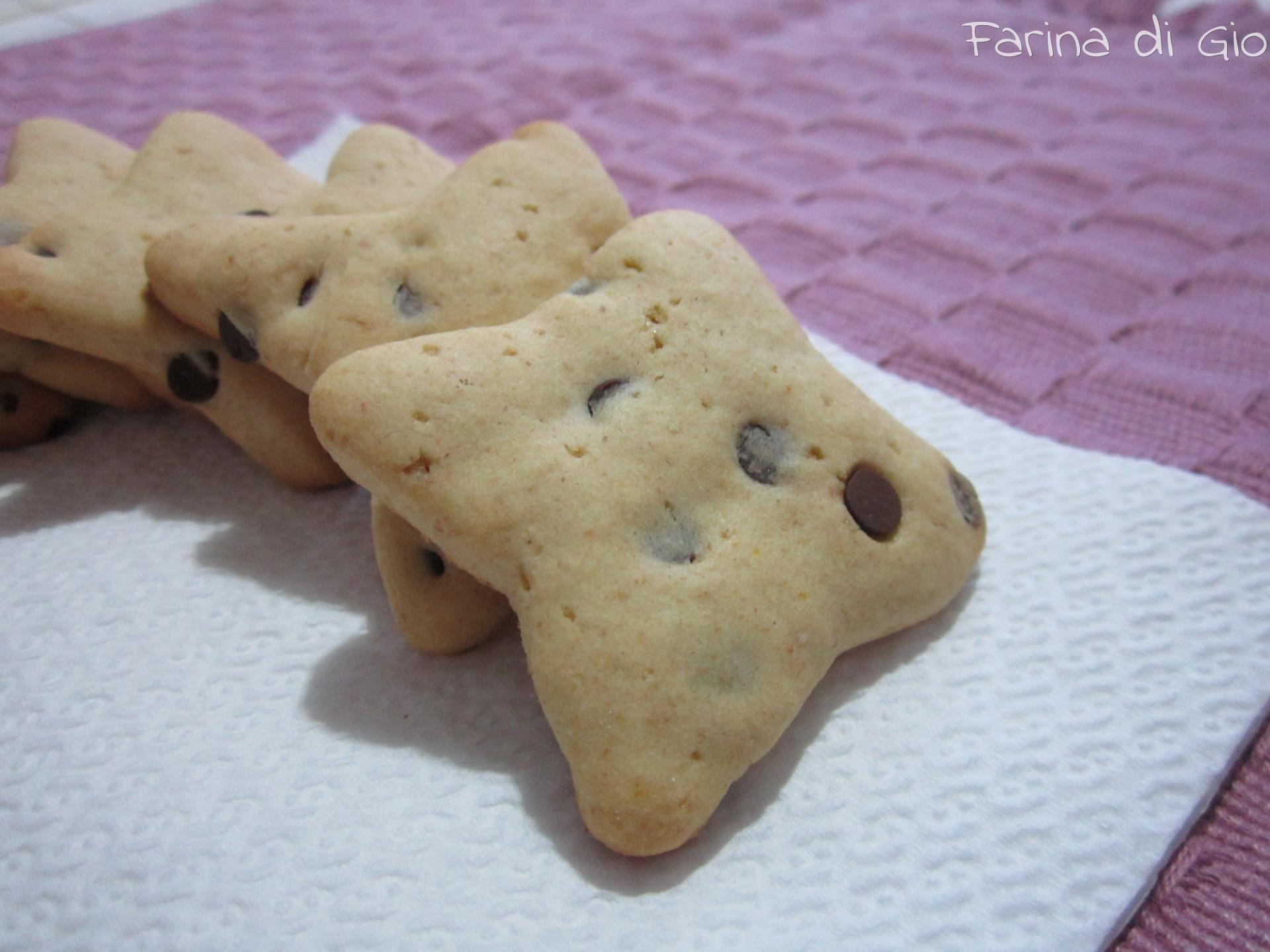 biscotti cioccolato