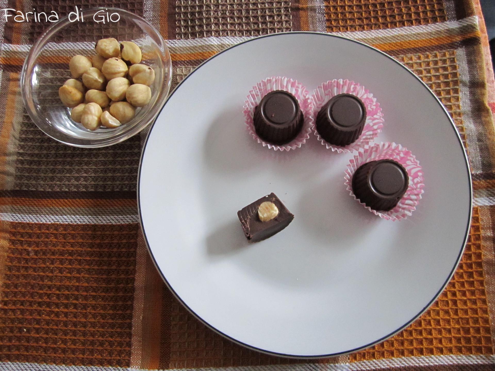 cioccolatini nocciole
