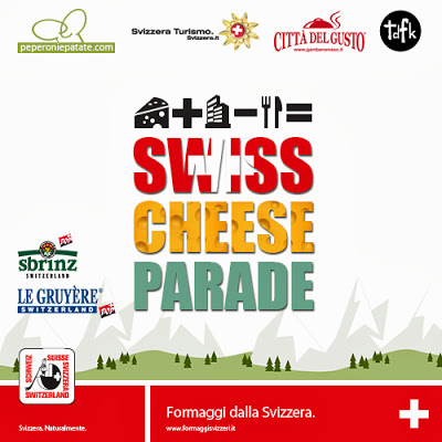 Sweet Cheese Parade