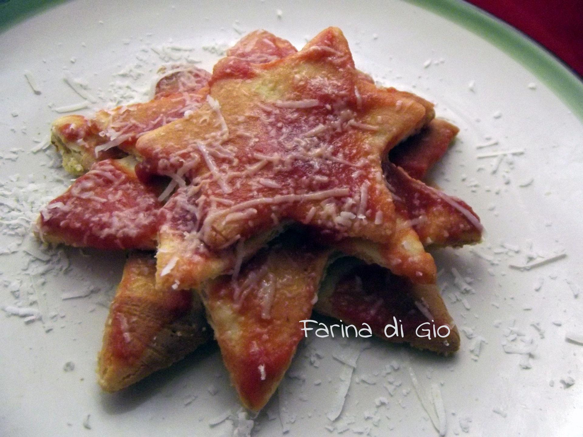 pancake salati farro