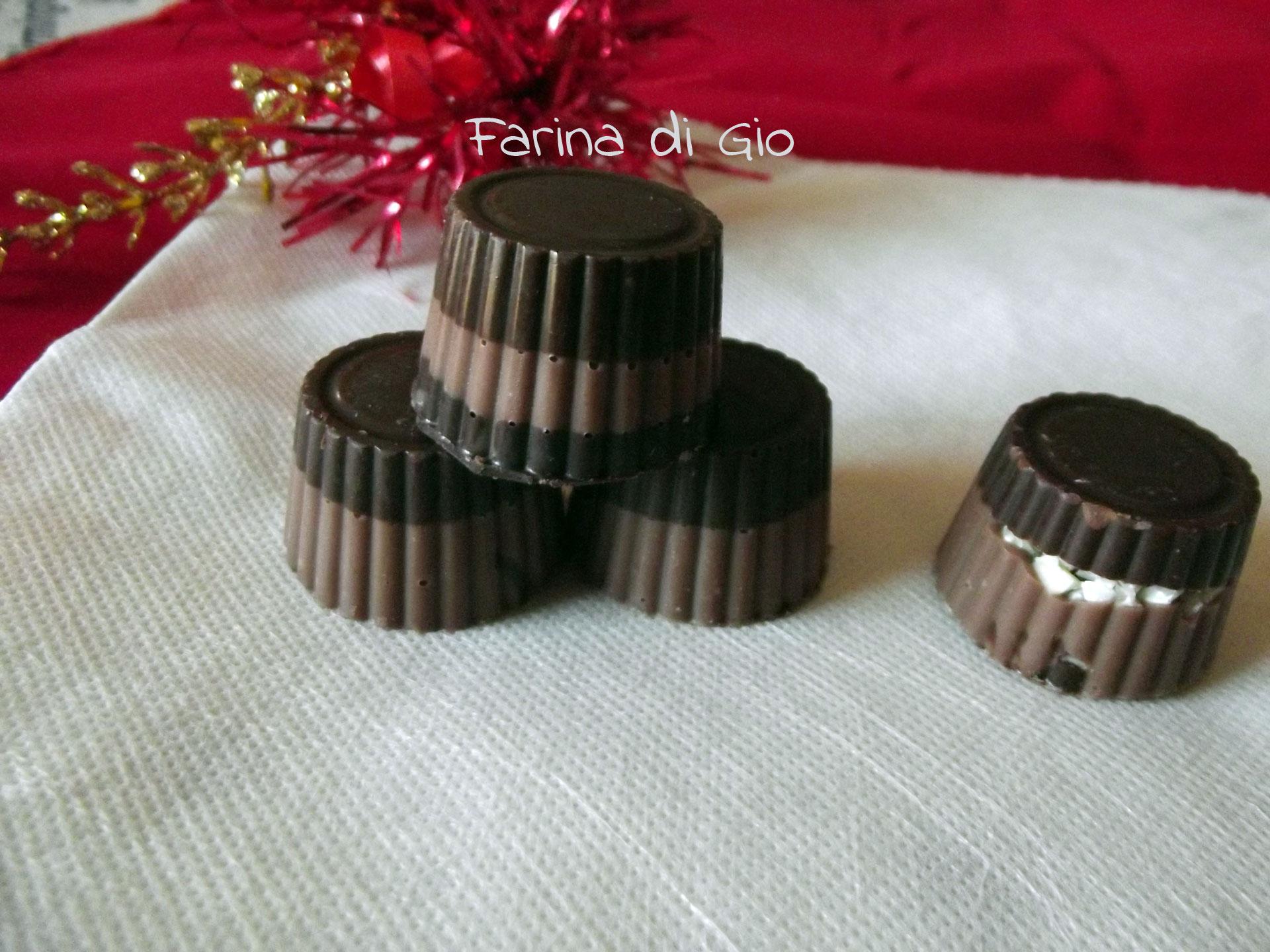 cioccolatini bigusto ripieni