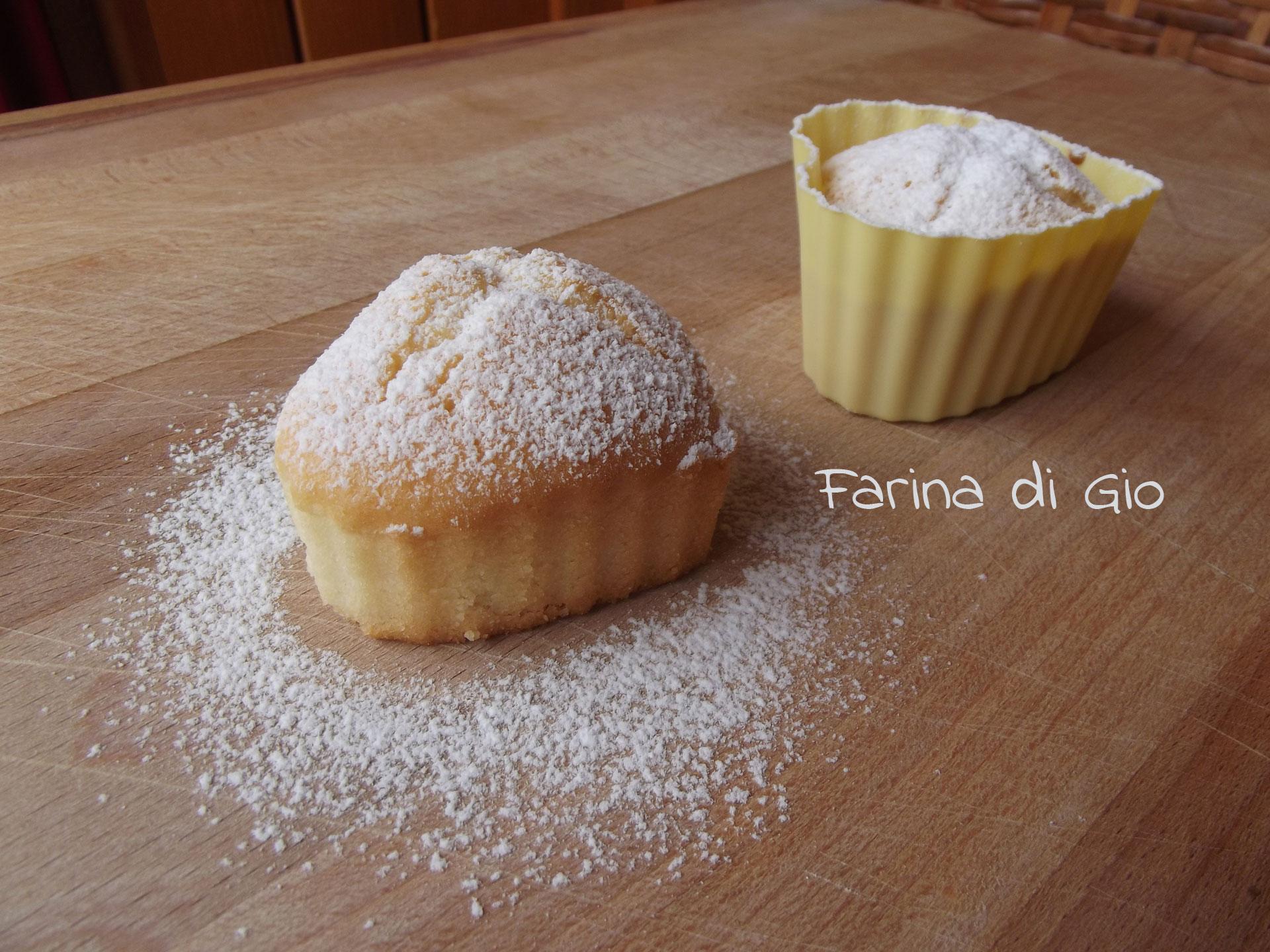 muffin lime senza glutine
