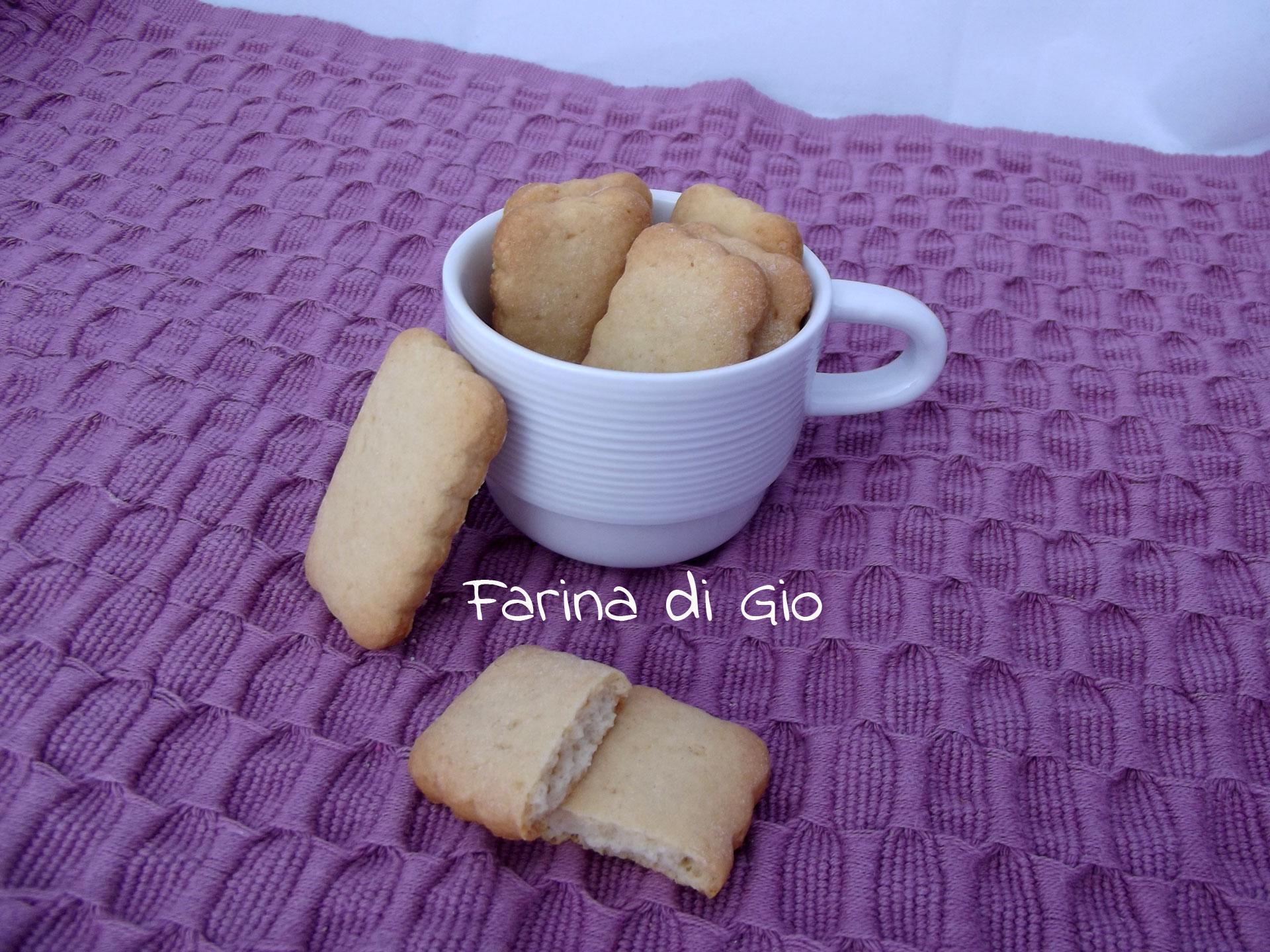 biscotti panna